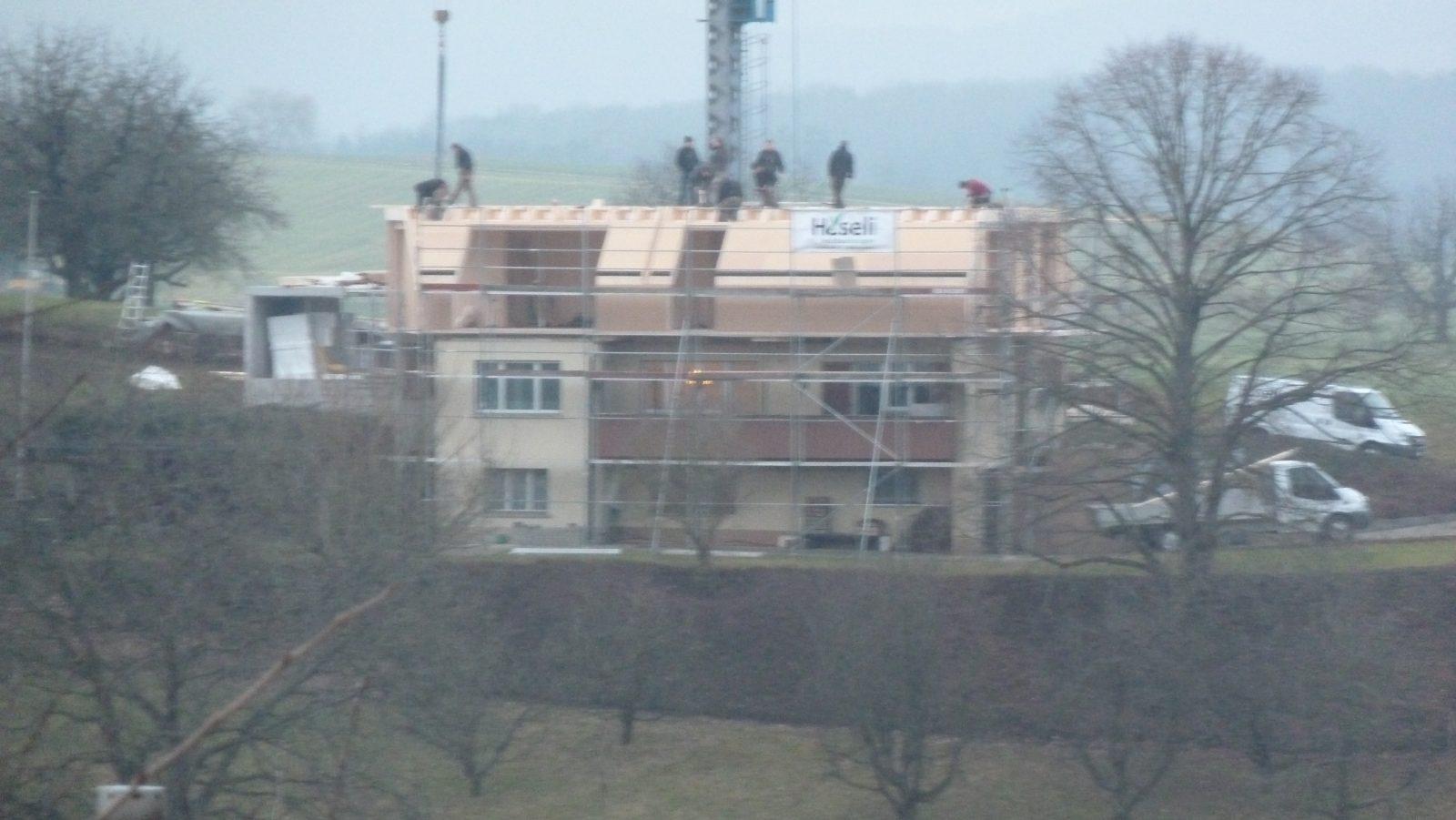 Umbau Eckert Zeihen